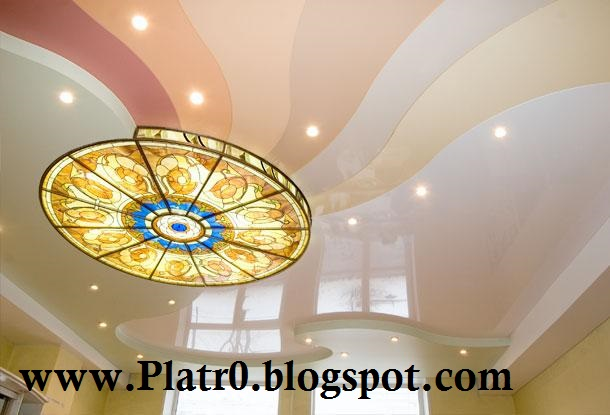 D coration platre maroc faux plafond dalle arc platre for Platre moderne 2016