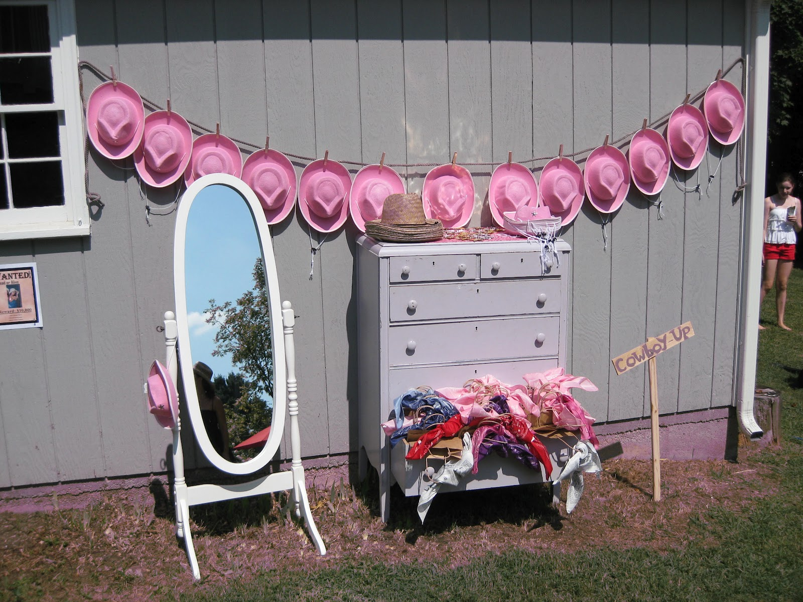 Cowgirl Birthday Decorations Lush Life Cowgirl Birthday Party