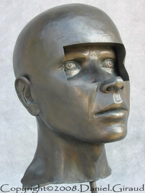 enfermement sculpture