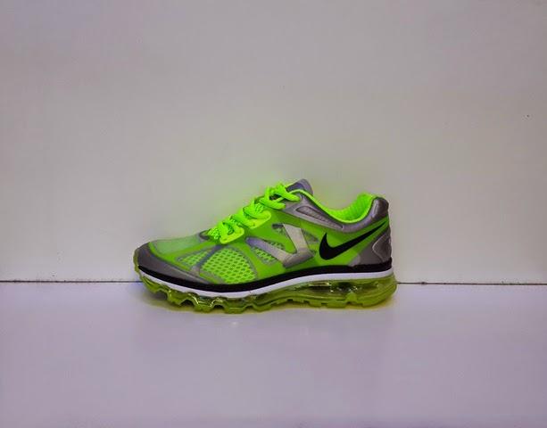sepatu cewek hijau
