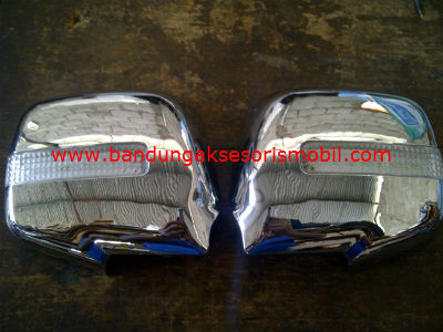 Cover Spion + Lampu Kuda Grandia