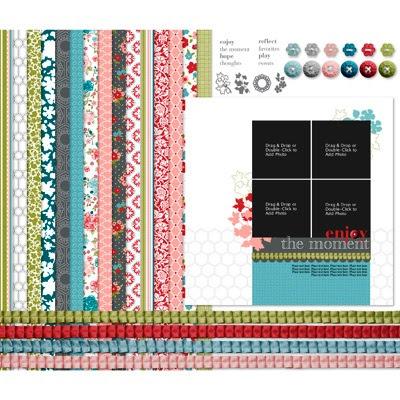Stampin' Up! Twitterpated Designer Digital Kit