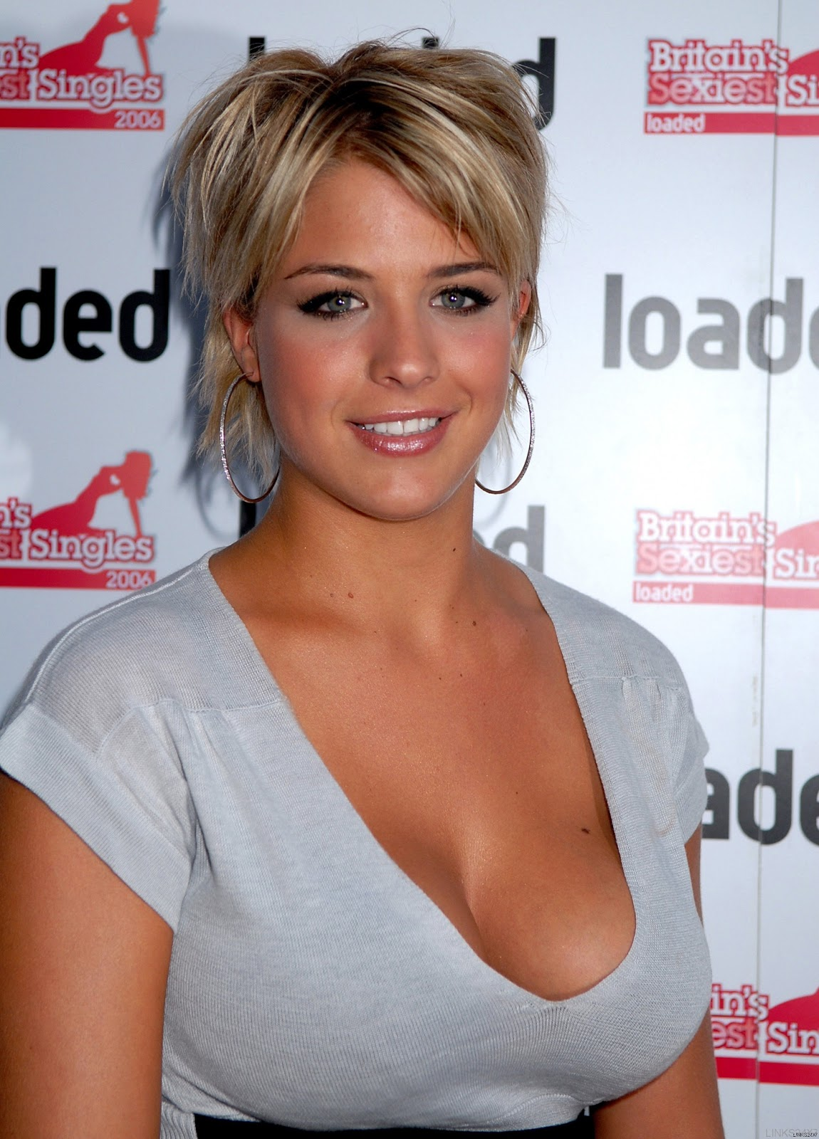 Gemma Atkinson boobs