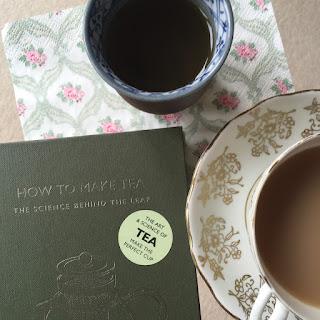 Book review How to Make Tea
