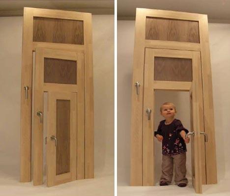 Header creative diy ideas to make a fun kid zone inside - Interior design doors ideas ...
