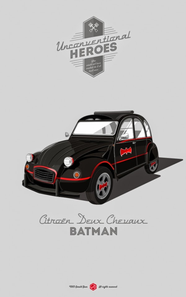 01-Batman-Gerald-Bear-Unconventional-Heroes-www-designstack-co
