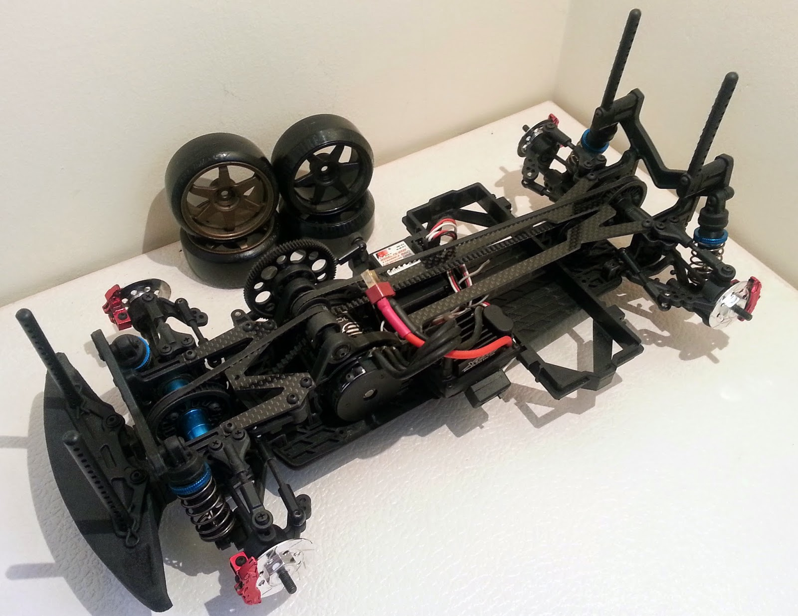 ?kami Drift Mst Ms 01d Review And Build Tips