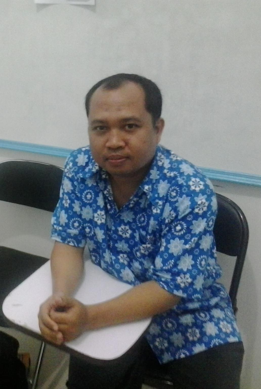 Tentang Saya Bambang Hariyanto