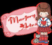 Marjory Madrinha do meu Blog