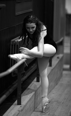 Manor School of Ballet Portrait Photographer Edinburgh