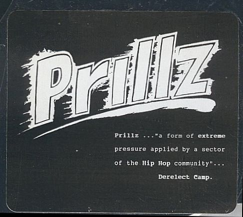 Derelect Camp Prillz Pressure Hold On Vls 1996