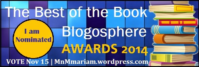 Best of the Book Blogosphere Nomination