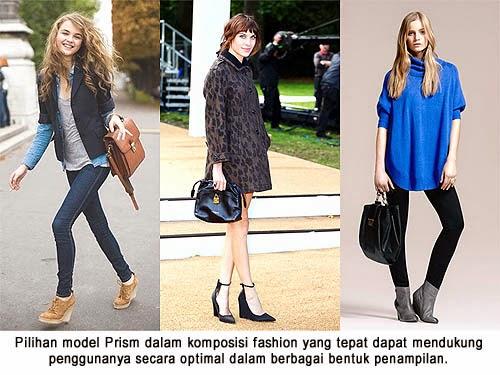 Sepatu Wanita Model Prism 4