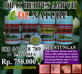 contoh obat herpes