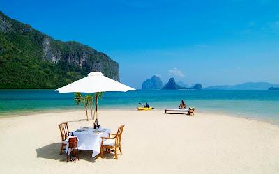 Isla del paraíso - Island of paradise