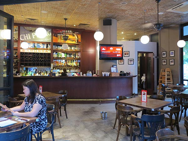 Barossa Western Restaurant