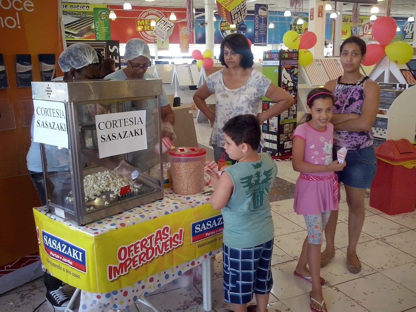 promoções em lojas