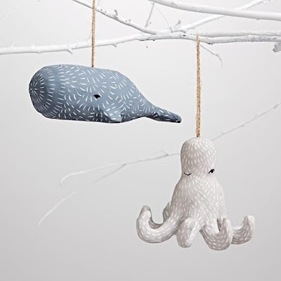 Nautical Ornament: The Land of Nod 2015
