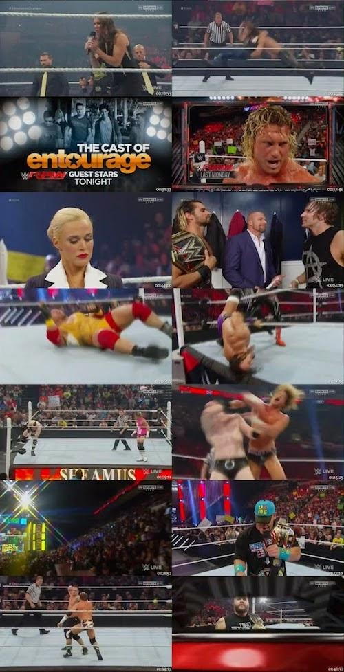 WWE Monday Night RAW 25 May HDTV Rip 480p 450MB