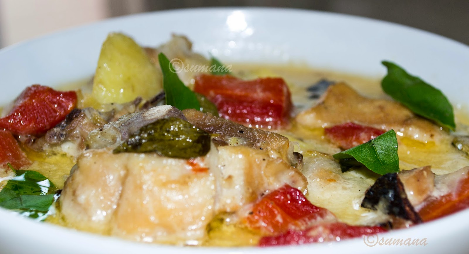 Nadan Kozhi Stew