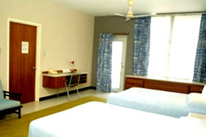 IITA Ibadan offers 108 well-appointed rooms
