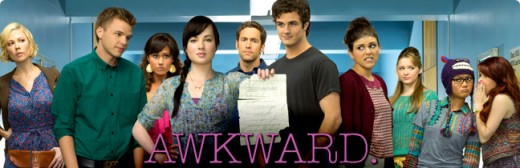 Awkward 3° Temporada Legendado