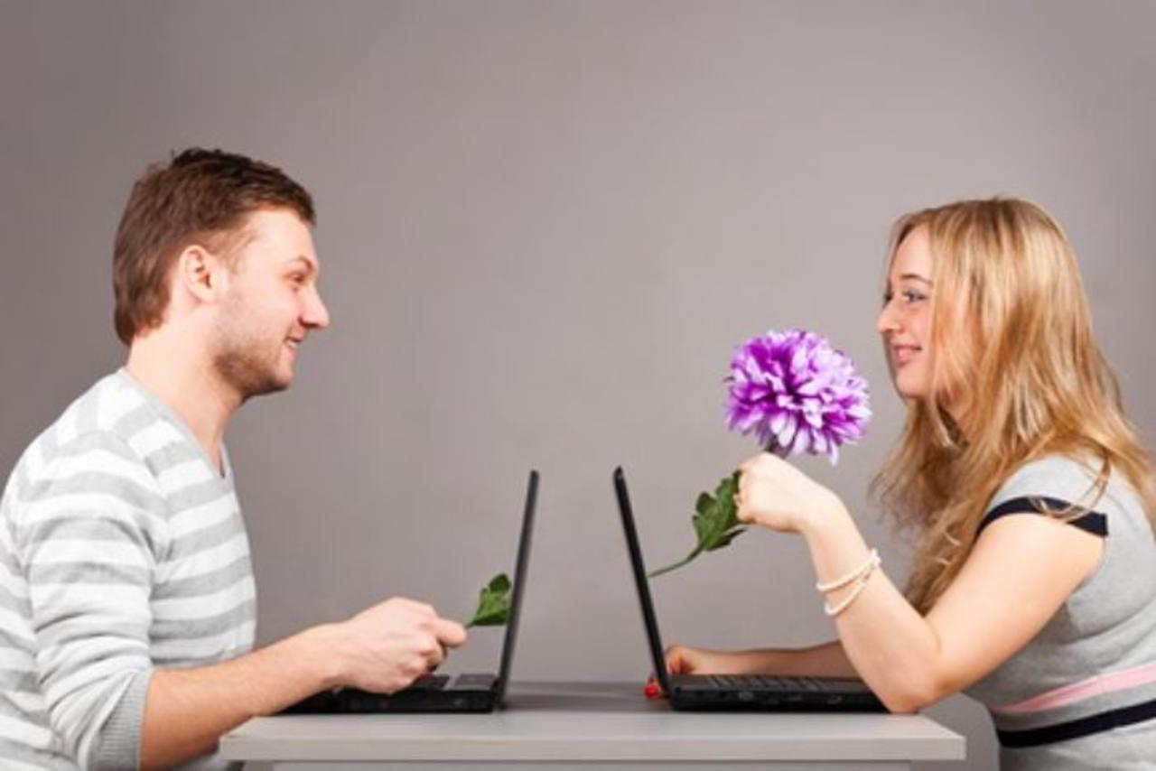 Сайт знакомств виртуальные цветы