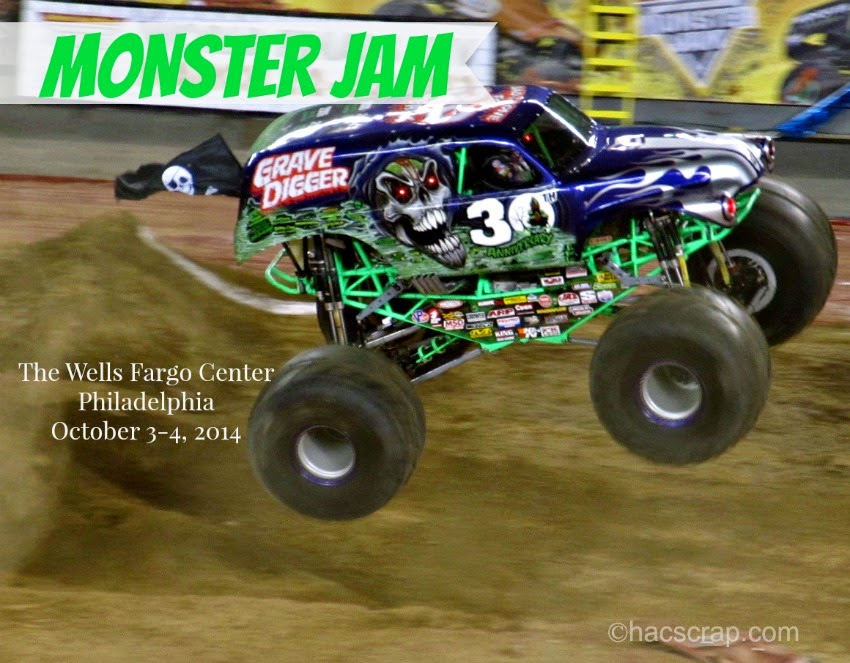 Grave Digger at Monster Jam