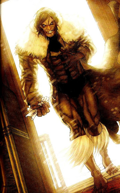 Mad Sabretooth picture