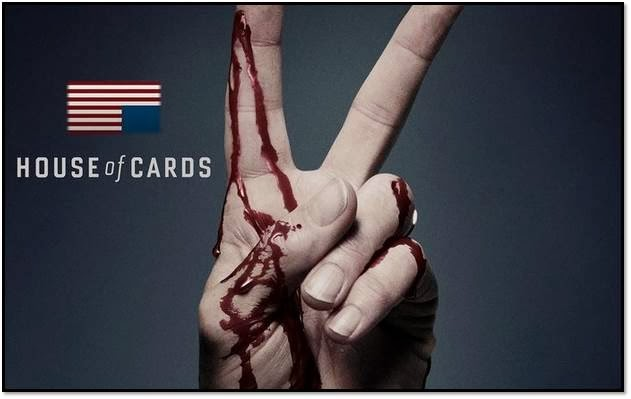 teaser saison 2 série House Of cards Kevin spacey