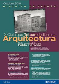 IX Ciclo que Tetuán dedica a la Arquitectura