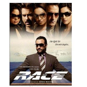Buy Race Movie CD at Rs.29 : Buy To Earn