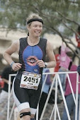 The Run  - Ironman Arizona