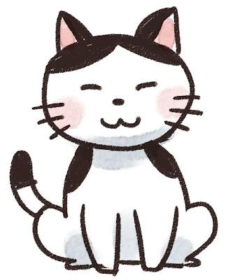 猫のイラスト(動物)