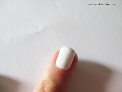 smalto bianco