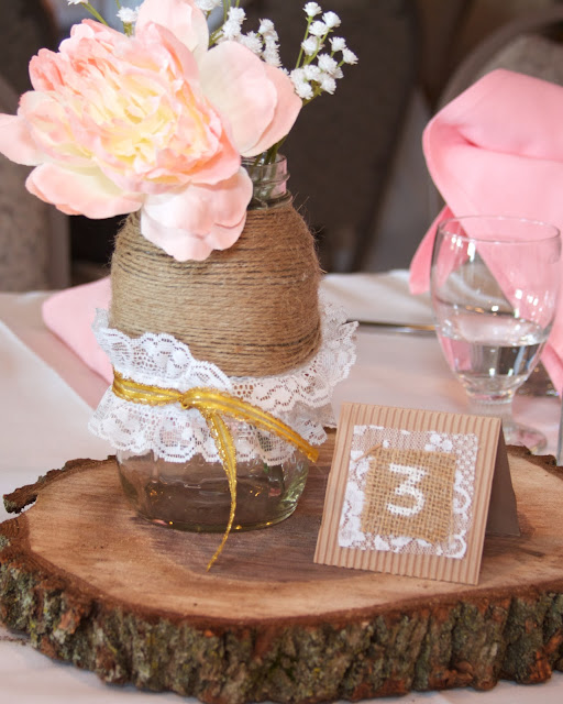 Hawk Hollow vintage style wedding reception. Tammy Sue Allen Photography.