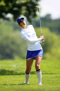 Famous Holiday Michelle Wie S Upskirt Quot White Panty Quot Moment In The Manulife Financial Lpga