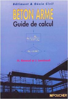 livre électronique Béton Armé Guide de Calcul