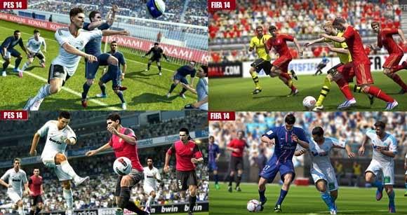 PEs 2014 mü FIFA 2014 mü?