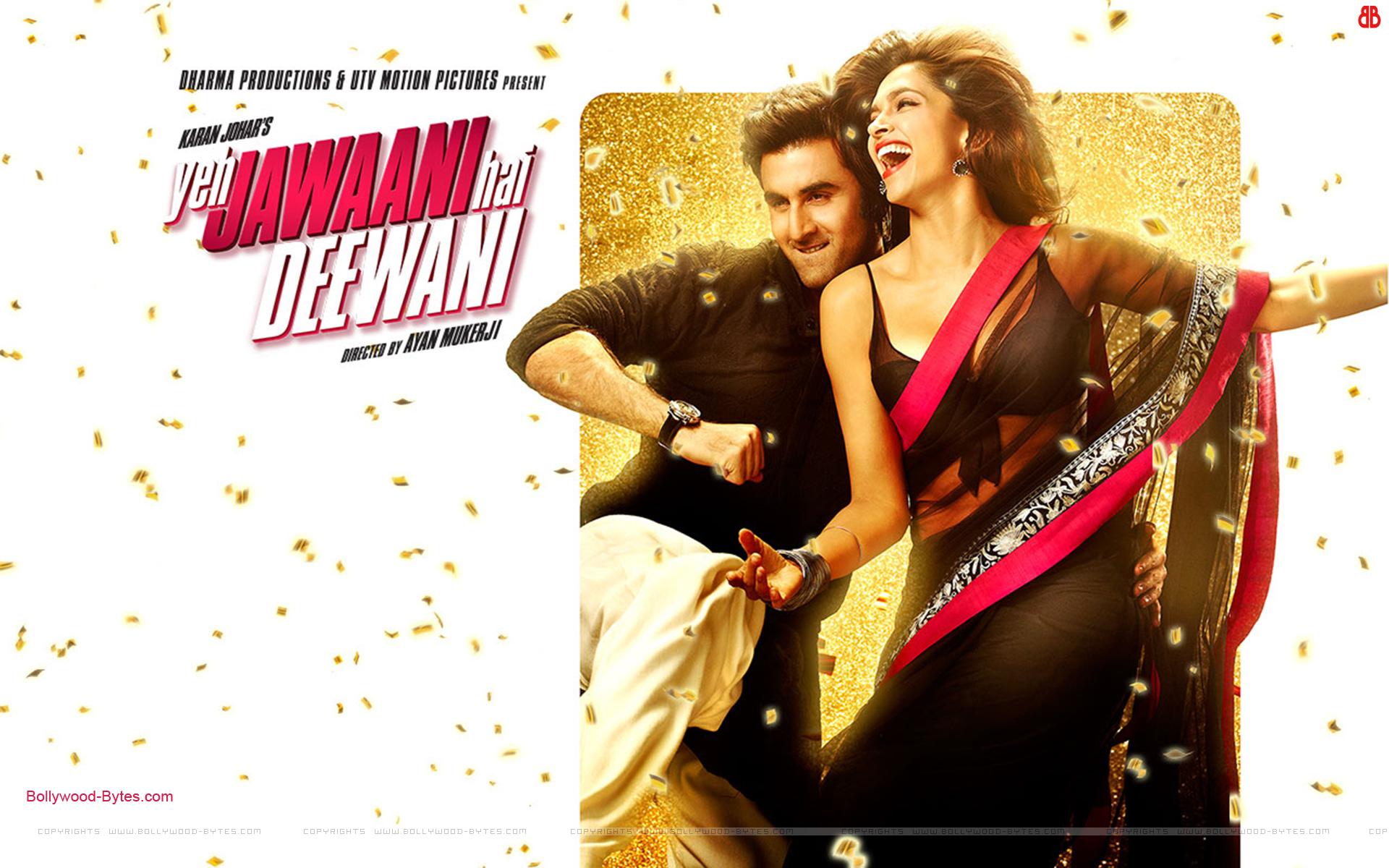 Yeh Jawaani Hai Deewani wallpapers GlamSham - yeh jawaani hai deewani wallpapers