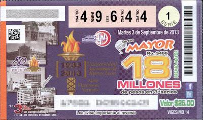 loteria nacional en monterrey: