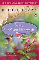 Cover of Saving CeeCee Honeycutt by Beth Hoffman