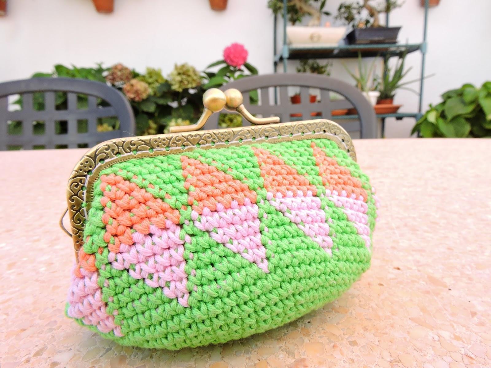 Patrones crochet manualidades y reciclado como tejer - Manualidades a crochet paso a paso ...