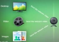 Trasmettere video con Splitcam