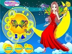 Công chúa mặt trăng, game ban gai