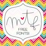 MTF Fonts