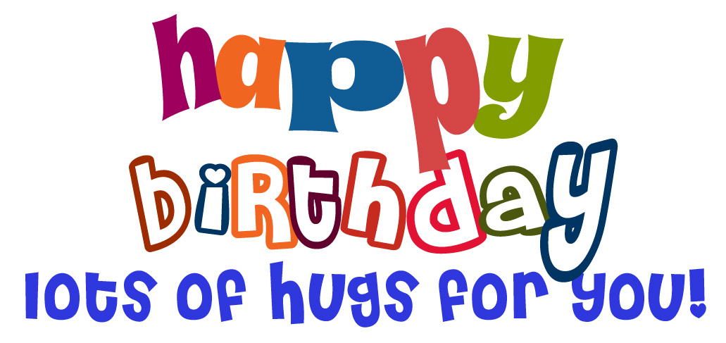 Cute Clipart: ♥ Happy Birthday Cute Greetings