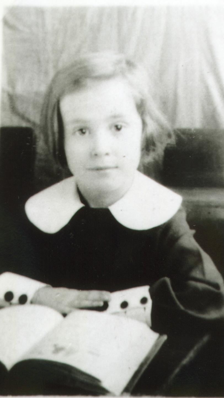 Jean Ann English age 7