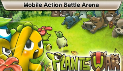 Download Android Game Plants War 2013 Gratis