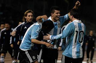 Clasificados Cuartos Final Copa América